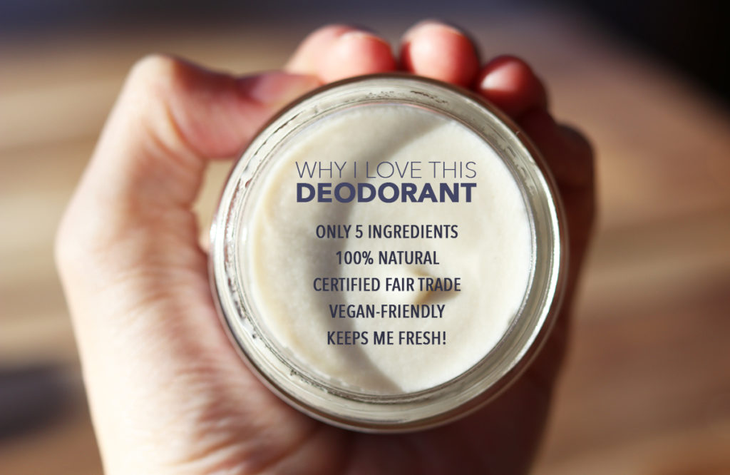 Simply fair lavender love deodorant review – messy minimalist